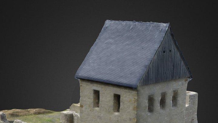 Werla Ausschnitt 3D Model