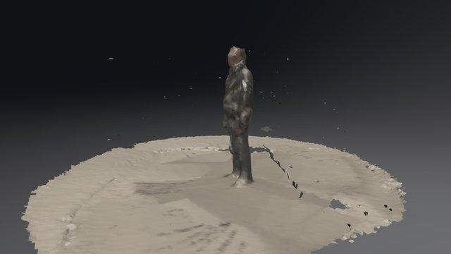 Geoff 3D Model