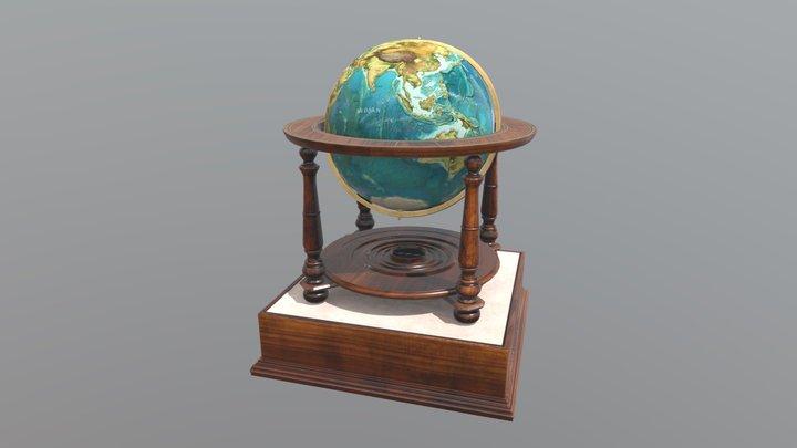 BigGlobe 3D Model