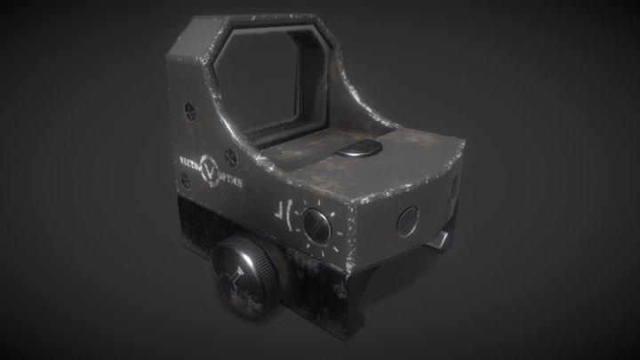 Vector-Optical Mini Sight 3D Model