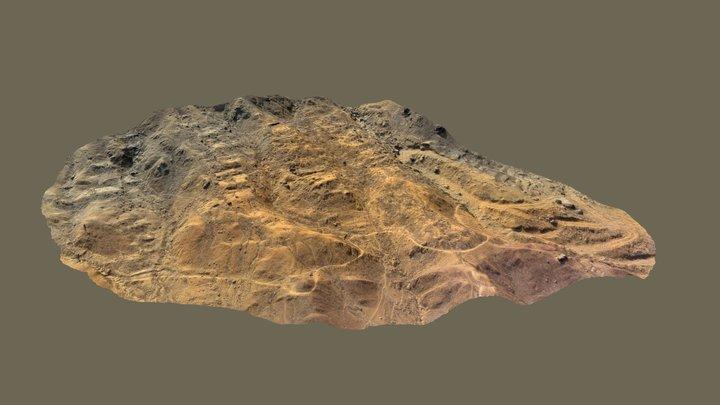 Ciudad De Dios (MV 83) 2018 3D Model