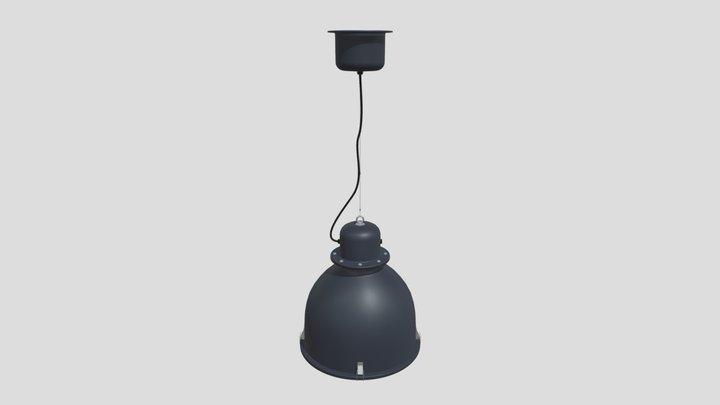 IKEA SVARTNORA Lamp 3D Model