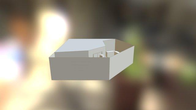 CDA Dive Shop 3D Model