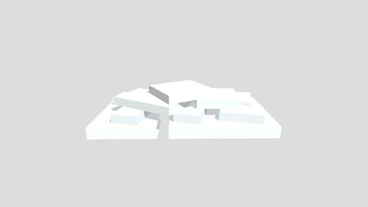 さとしbon2 3D Model