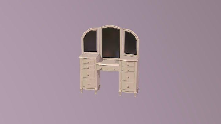 Vanity 3D Model