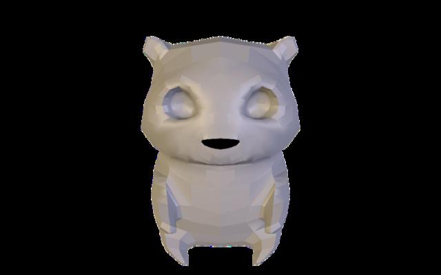 cater 3D Model