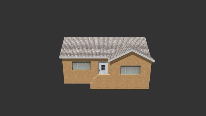 House 13 3D Model