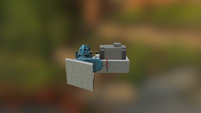 waterpump_full2_high 3D Model