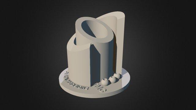 TMC white 3D Model