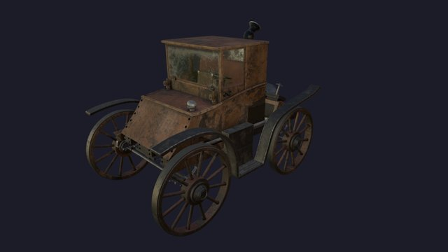 The Maxton Muycrosse eighty-eight 3D Model