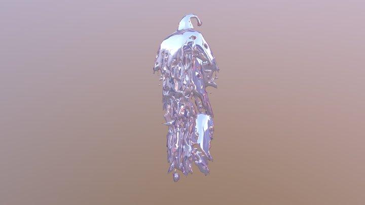 Water Dancer 3D Model