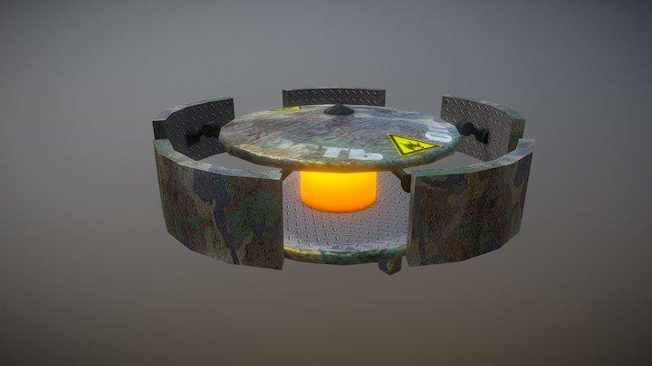 Bomb [College Project] 3D Model