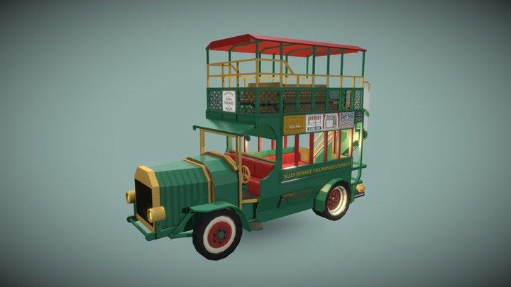 Disneyland Paris Omnibus