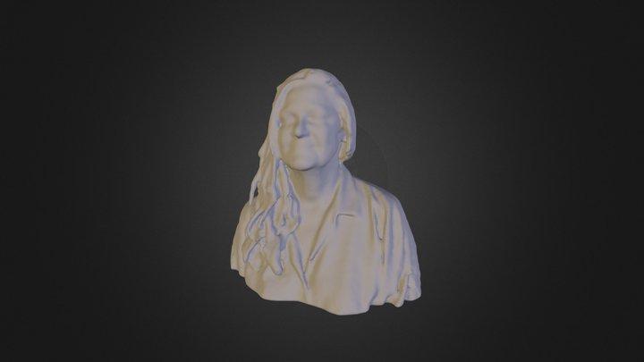 Odile 3D Model