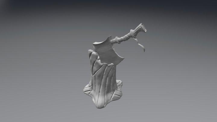 axe_trunk 3D Model