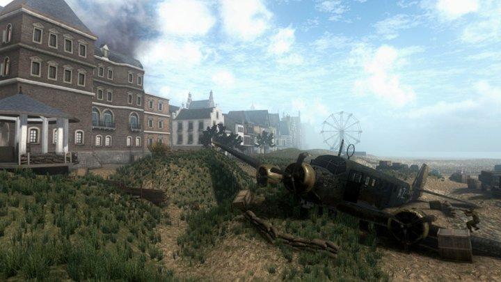 Dunkirk 3 3D Model