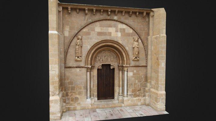 Puerta del Perdón 3D Model