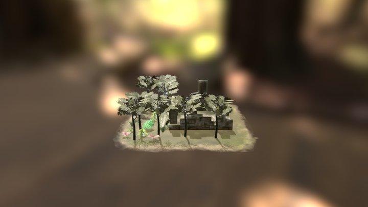 Environment final 3D Model