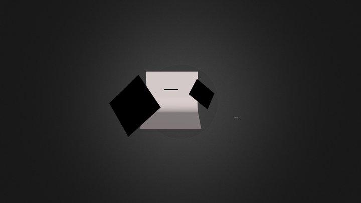 000000 3D Model