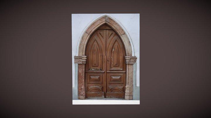 Portal da Igreja da Misericórdia (Albufeira) 3D Model