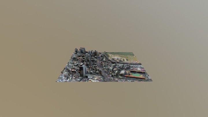 site 3D Model
