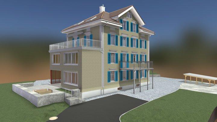 478 3D Model