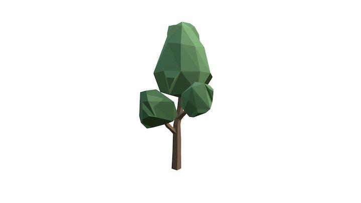 Tree #5 3D Model