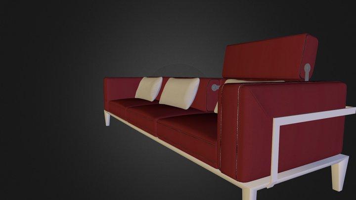 Idp4 3D Model
