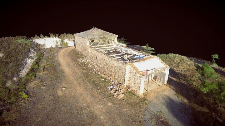 Ermita de San Mamés Sin Tejas 3D Model