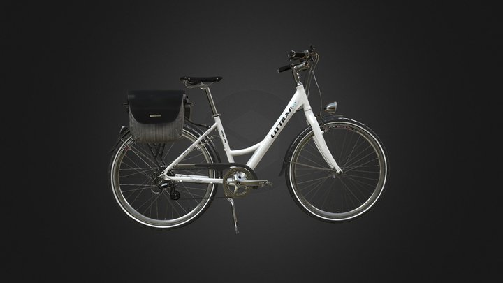E-bike, Littium by Kaos 3D Model