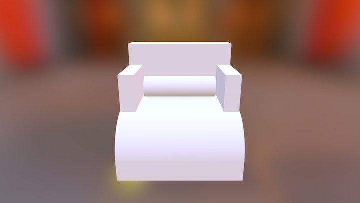 Chair38 3D Model