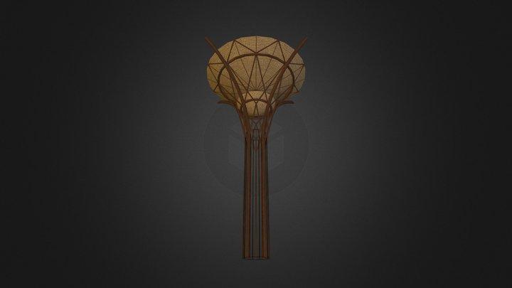 Rebar Torch 3D Model