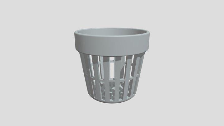 Net Pot 3D Model