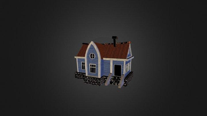 usual_bld_b 3D Model