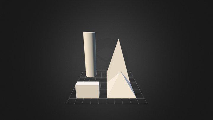 Esp_Fach_6 3D Model