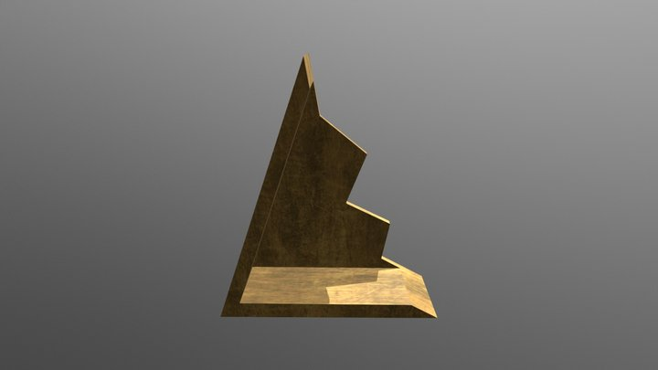 Parte1 Metronomo 3D Model