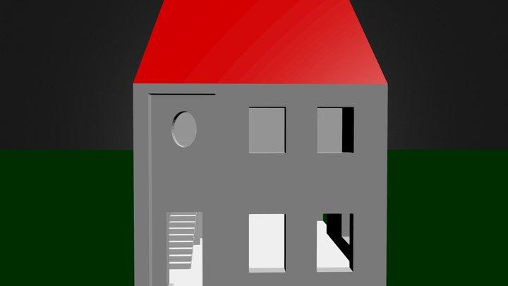 Huis Sofie 3D Model
