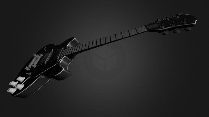 Gibson ES-335 3D Model