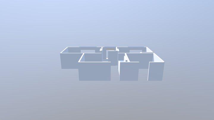 Abadia Add On 3D Model