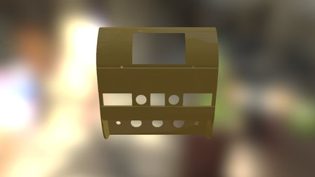 5inchdash2 3D Model
