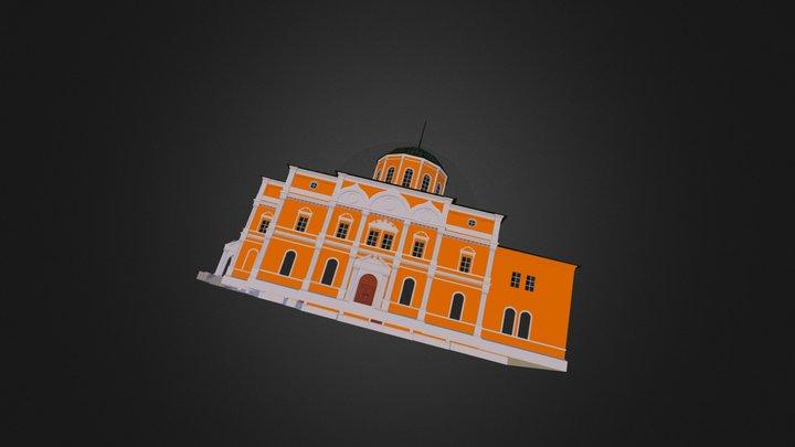 vv 3D Model