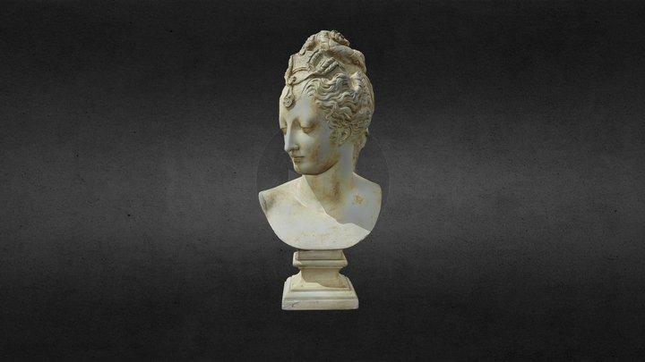 Diana de Poitiers 3D Model