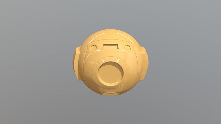 Blobby - Speed sculpting 3D Model