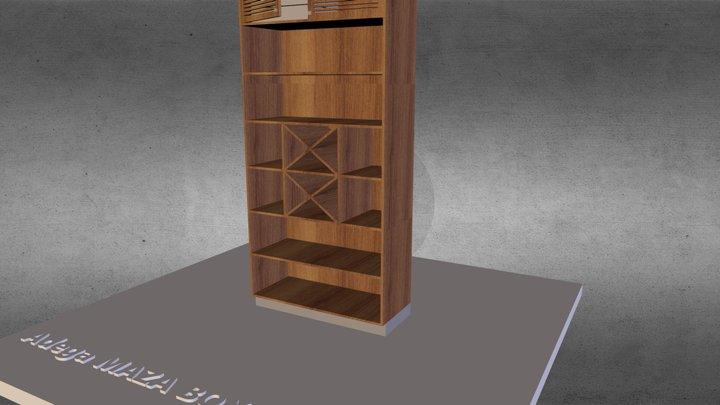 Adega 3D Model