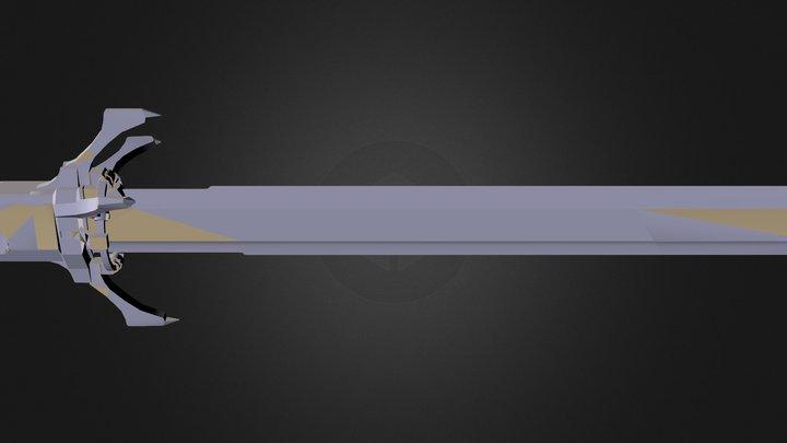 korvo blade 3D Model