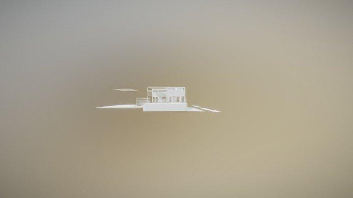 apartment_vray 3D Model