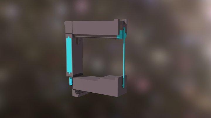 Plasma stunner 3D Model