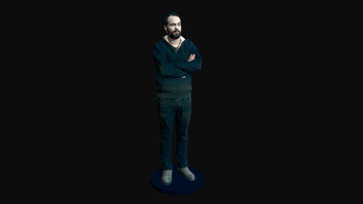 Tomas simplif 3D Model