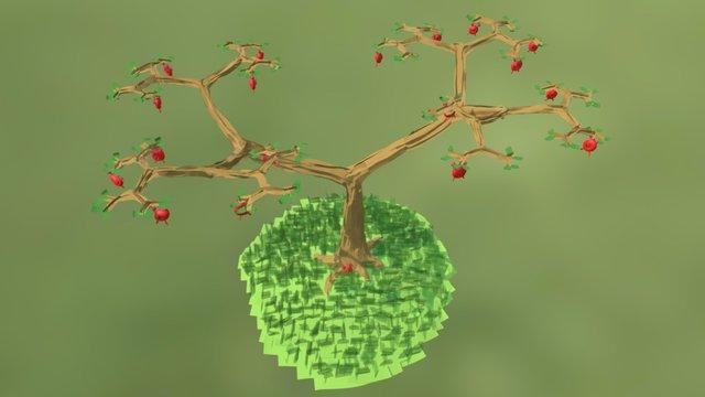 Time Tree 3D Model