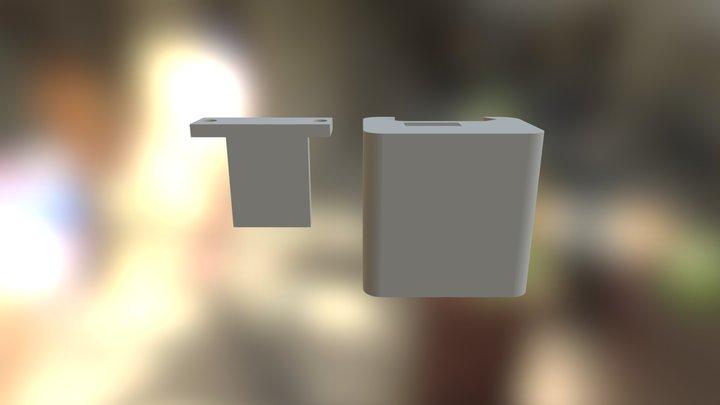 Slider V4 3D Model